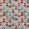 Little Carnival Tapestry New World Designer Fabric Ideal For Upholstery Curtains Cushions Throws