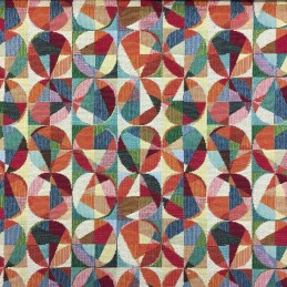 Little Eclipse Tapestry New World Designer Fabric Ideal For Upholstery Curtains Cushions Throws