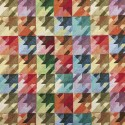 Little Glasgow Tapestry New World Designer Fabric Ideal For Upholstery Curtains Cushions Throws