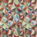 Little Harlequin Tapestry New World Designer Fabric Ideal For Upholstery Curtains Cushions Throws