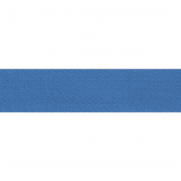 Blue Premium Quality Cotton Tape 14mm In 25 Colours
