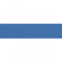 Cornflower Blue Premium Quality Cotton Tape 14mm In 25 Colours