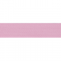 Pink Premium Quality Cotton Tape 14mm In 25 Colours