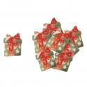 8 x Parcels Presents Christmas Decorations Embellishments