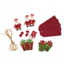 3 DIY Christmas Kit Christmas Decorations Embellishments