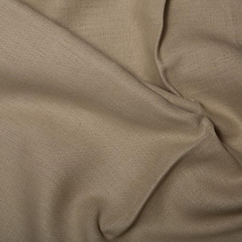 Washed 100% Linen Fabric Flax