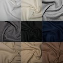 Washed 100% Linen Fabric Luxury Material Breathable & Strong
