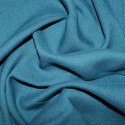 100% Viscose Twill Fabric Soft Silky Feel Dress Material Teal