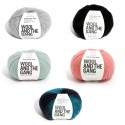 Wool and the Gang Feeling Good Yarn Super Soft 50g Ball Knitting Crochet