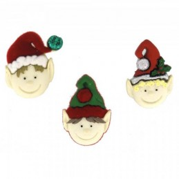 6683 Holiday Elves