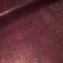 Col. 36 Dark Plum 100% Cotton Fabric By Fabric Freedom Glitter Sparkle Plain Patchwork Quilting Weight