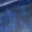 Col. 37 Navy 100% Cotton Fabric By Fabric Freedom Glitter Sparkle Plain Patchwork Quilting Weight