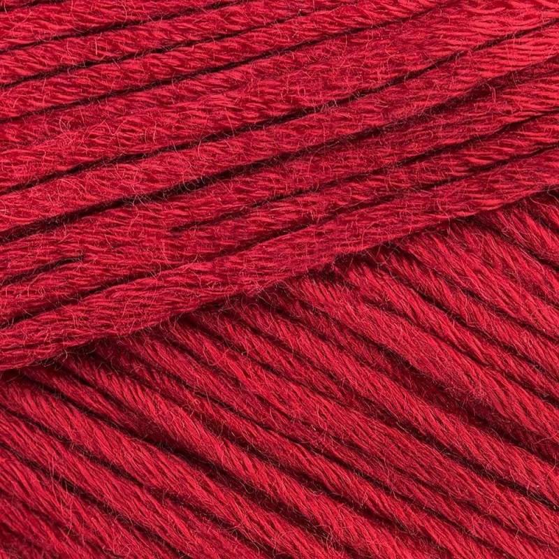 Sirdar Summer Linen DK Double Knit Knitting Yarn 50g Ball Cranberry