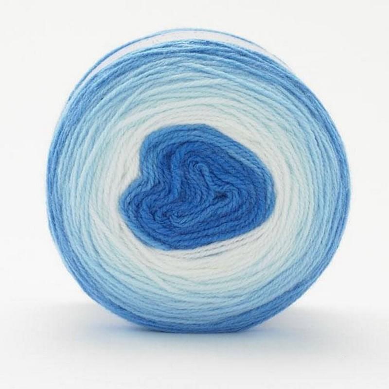 Sirdar Snuggly Pattercake DK Double Knit Knitting Yarn 150g Ball Blueberry Swirl