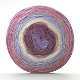 Sirdar Colourwheel DK Double Knit Knitting Yarn Cake 150g Ball Perfectly Pretty