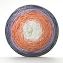 Sirdar Colourwheel DK Double Knit Knitting Yarn Cake 150g Ball Flower Garden
