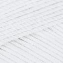 Sirdar Cotton DK Double Knit Knitting Yarn Crochet Craft 100g Ball Mill White