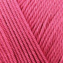 Sirdar Cotton DK Double Knit Knitting Yarn Crochet Craft 100g Ball Hot Pink