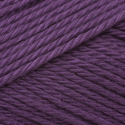 Sirdar Cotton DK Double Knit Knitting Yarn Crochet Craft 100g Ball Black Violet