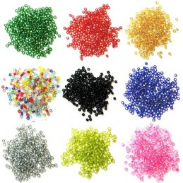 2mm Rocailles Beads Craft Factory Jewellery 15g