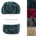 Sirdar Plushtweed Chunky Knitting Yarn Wool Knit Craft 100g Ball