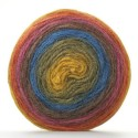Sirdar Colourwheel DK Double Knit Knitting Yarn Cake 150g Ball Colourama