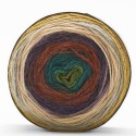 Sirdar Colourwheel DK Double Knit Knitting Yarn Cake 150g Ball Moorland Musing