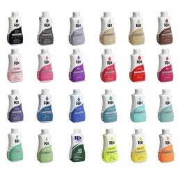Rit Dye All Purpose Natural Fibre Fabric Liquid Dye 236ml in 34 Colours