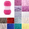 Sirdar Snuggly Snowflake DK Double Knit Baby Super Soft Knitting Yarn 25g Ball