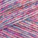 Sirdar Dapple DK Double Knit Yarn Wool 100g Ball Colour Effect Mottled Knitting Cherry Blossom