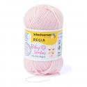 Schachenmayr My First Regia Baby Smiles 4 Ply Sock Wool Yarn 25g Mini Ball Rosa