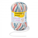 Schachenmayr My First Regia Baby Smiles 4 Ply Sock Wool Yarn 25g Mini Ball Noah