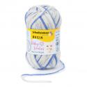 Schachenmayr My First Regia Baby Smiles 4 Ply Sock Wool Yarn 25g Mini Ball Finn
