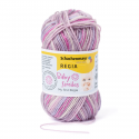 Schachenmayr My First Regia Baby Smiles 4 Ply Sock Wool Yarn 25g Mini Ball Catherine
