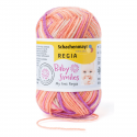 Schachenmayr My First Regia Baby Smiles 4 Ply Sock Wool Yarn 25g Mini Ball Selina