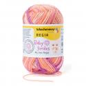 Schachenmayr My First Regia Baby Smiles 4 Ply Sock Wool Yarn 25g Mini Ball Selina