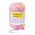 Schachenmayr My First Regia Baby Smiles 4 Ply Sock Wool Yarn 25g Mini Ball Lea