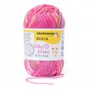 Schachenmayr My First Regia Baby Smiles 4 Ply Sock Wool Yarn 25g Mini Ball Svenja