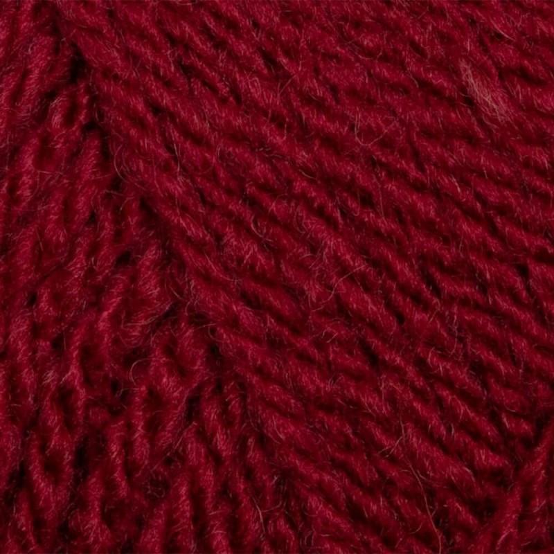 Sirdar Hayfield Bonus Aran Knitting Yarn 20% Wool 80% Acrylic 400g Giant Ball Wine