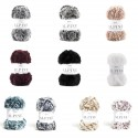 Sirdar Alpine Luxe Fur Effect Knitting Yarn Knit Craft 50g Ball