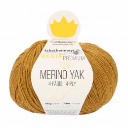 Regina Premium Merino & Yak Knitting Crochet Knit Yarn Craft Wool 100g Ball