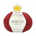 Regina Premium Merino & Yak Knitting Crochet Knit Yarn Craft Wool 100g Ball 7507 Raspberry Mix