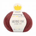 Regina Premium Merino & Yak Knitting Crochet Knit Yarn Craft Wool 100g Ball 7508 Plum Mix