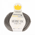 Regina Premium Merino & Yak Knitting Crochet Knit Yarn Craft Wool 100g Ball 7511 Flint Mix