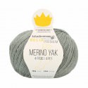 Regina Premium Merino & Yak Knitting Crochet Knit Yarn Craft Wool 100g Ball 7513 Mint Mix