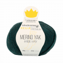 Regina Premium Merino & Yak Knitting Crochet Knit Yarn Craft Wool 100g Ball 7514 Teal Mix