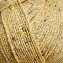 Sirdar Hayfield Bonus Aran Tweed Knitting Yarn 20% Wool 80% Acrylic 400g Ball Butterscotch