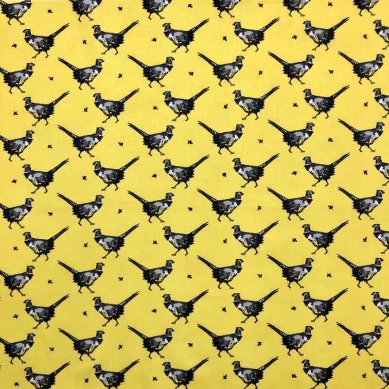 Phineas Pheasant Yellow