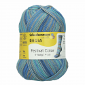 Regia Colour 4 PLY Knitting Crochet Knit Yarn Craft Wool Colourful 100g Ball 2887 Exit