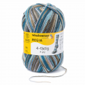 Regia Colour 4 PLY Knitting Crochet Knit Yarn Craft Wool Colourful 100g Ball 4457 Colorito Sea Weed